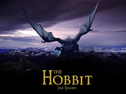 The Hobbit Movie Poster.