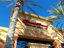 The Cheesecake Factory in Anaheim CA - Restaurant Review / Menu / Hours / Info