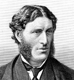 Matthew Arnold, one of the great critics of the Victorian era