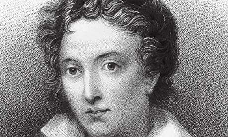 Percy Bysshe Shelley, whose idea of politics was to send balloons bearing atheistic tracts over the water to Catholic Ireland