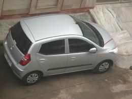 Hyundai i10 Magna Sleek Silver Color