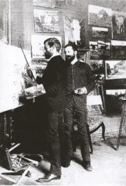 The Gioli Brothers: Italian Impressionists