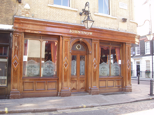 John Snow, Samuel Smith Pub