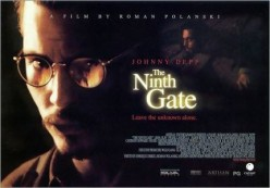 The Ninth Gate, FTW!