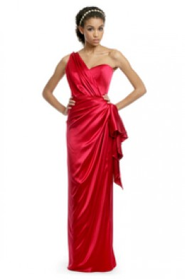 Ruby Augusta Gown by Reem Acra