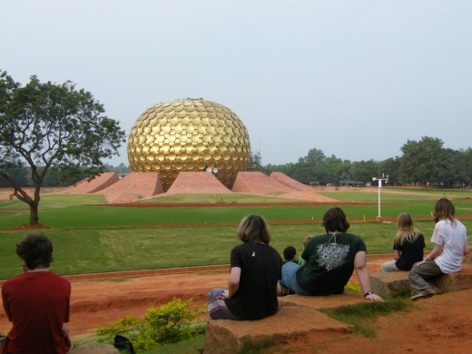 Auroville - Tourist spot in pondicherry