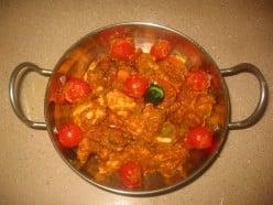 Balti Chicken Recipe.