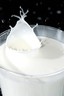 Speed up the growing process by brushing on milk or buttermilk!
