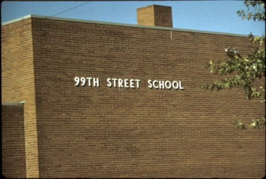 99th Street School (My old school)
