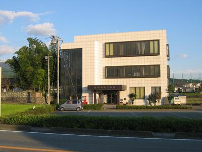 Susono trade and commerce building