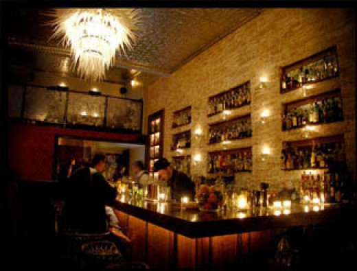 Bourbon and Branch (located in San Francisco, CA) is one of the most famous speakeasies that still operates today.