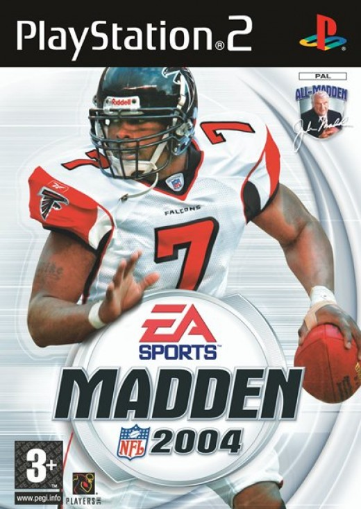 Michael Vick was on the cover of Madden 2004, and nothing bad ever happened.