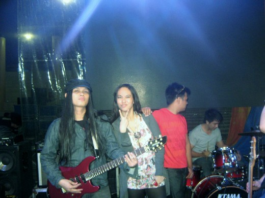 Rock on! \m/