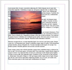 How Using Text Wraps in Adobe InDesign Can Make You A More Efficient Graphic Designer
