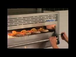 Commercial Grade Salamander Oven