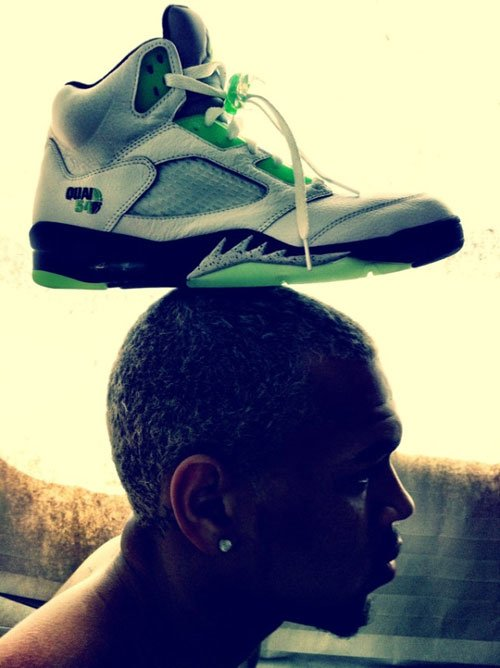 Chris brown-Sneakerhead