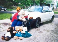 Eulogy for My Beloved 1992 Mazda Model 323 Car