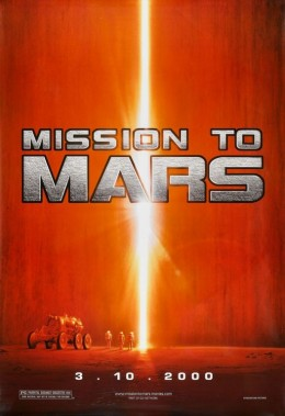 Mission to Mars (2000) poster