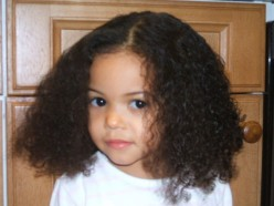 Biracial Hair Care - Tips for Your Curly Girl