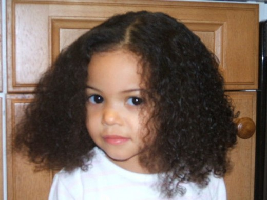 Mixed Toddlers With Curly Hair Www Imgkid Com The