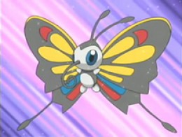 Pokemon butterfree