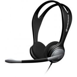 sennheiser makes a great headset for Skype