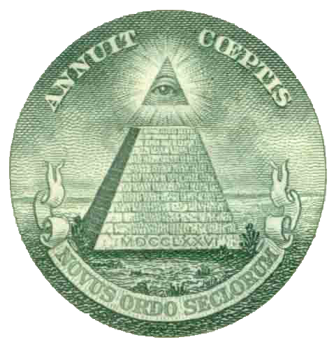 Is this the symbol to the Old World Order or New World Order?