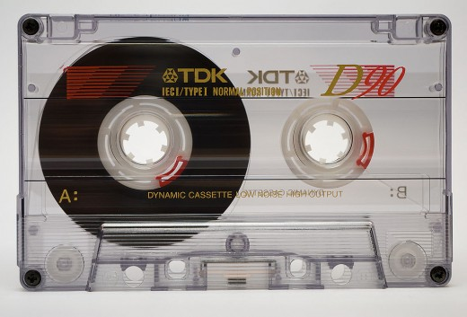 TDK  C90 - the cassette medium of the masses