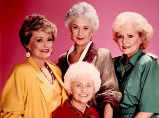 The Golden Girls took off for seven seasons.