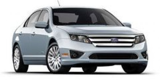 Ford Fusion Hybrid's rating was 6.7.
