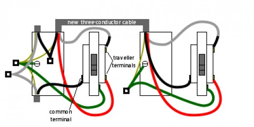 the gallery for gt electrical outlet wiring middle of circuit