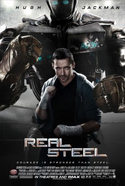 Real Steel Film Review: Done Stealing Old Ideas, Now Onto Old Products