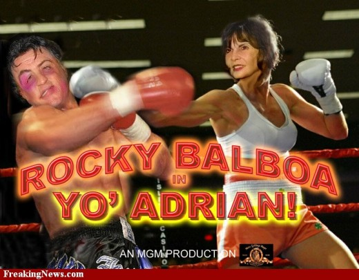 Even Rocky had something to fight for.