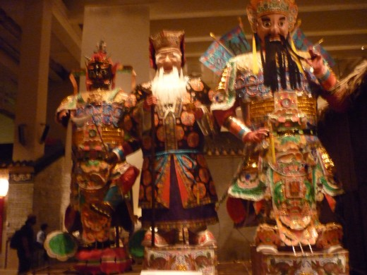 Ancient Cantonese gods