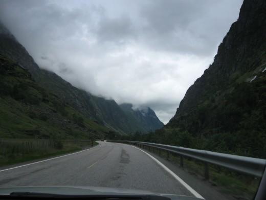 Near Trondheim