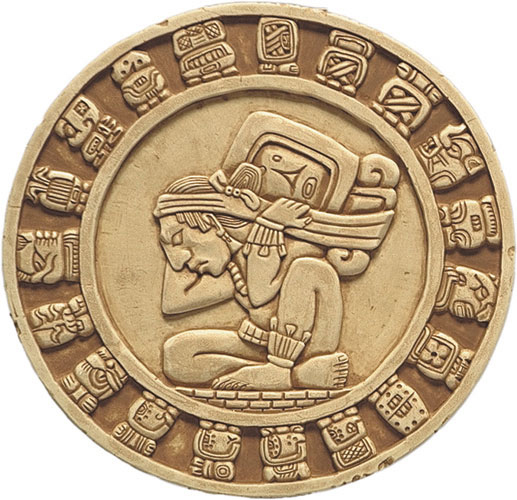"""The Maya Calendar depicted here was called """"the Haab"""", the Maya solar calendar of 365 days. Click on the link below to purchase this calendar and never miss another important Mayan event..."""