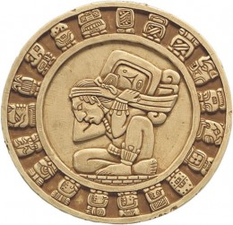 "The Maya Calendar depicted here was called ""the Haab"", the Maya solar calendar of 365 days. Click on the link below to purchase this calendar and never miss another important Mayan event..."