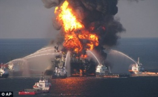 BP Gulf disaster