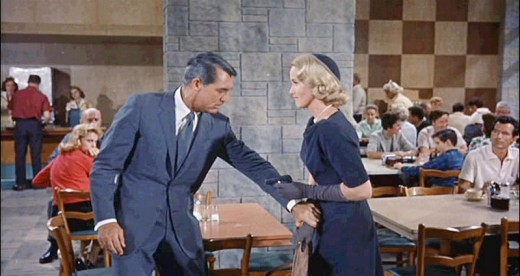 Screenshot of North by Northwest. Source: Public Domain