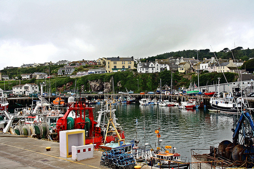 Dunmore East Harbour Co. Waterford