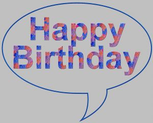 Imagine your own 80-years birthday!