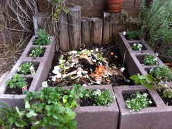 How to Compost Using a Small Space - A Decorative Approach