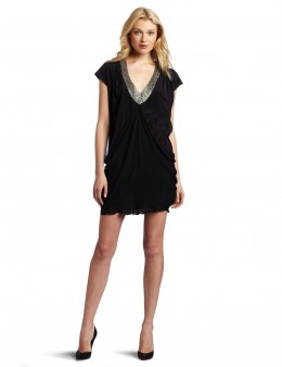 Nicole Miller's Classic Tunic Dress