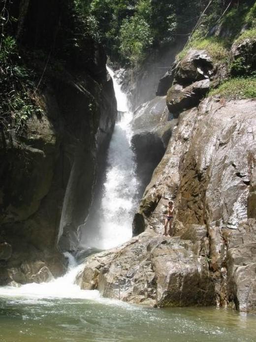 Chilling Waterfall Malaysia Waterfalls in Malaysia Learn