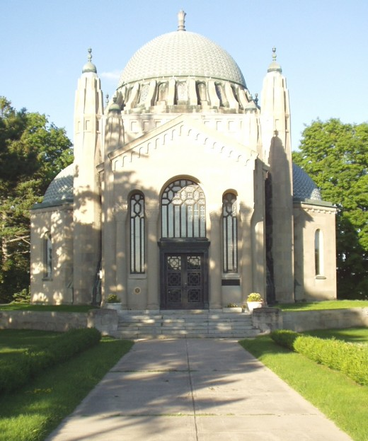 Thomas Foster Memorial Temple