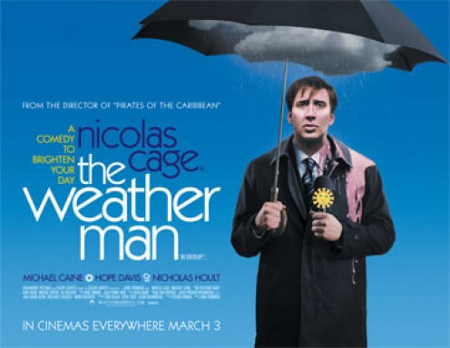 "Rent the movie ""The Weatherman"""