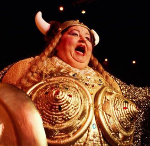 This is what most people think of when they think of opera