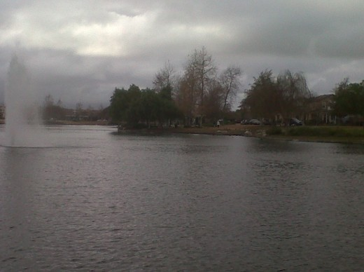 Haverston Lake