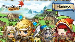 Facebook's MapleStory Adventures: Tips