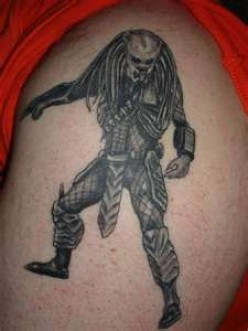 Predator Tattoo Designs